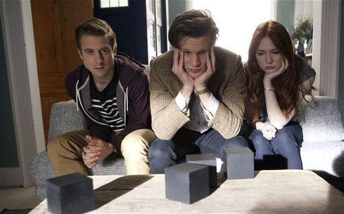 Dr Who XI 3 Ep4